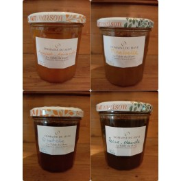 Confiture LA Table du Have - Reine Claude