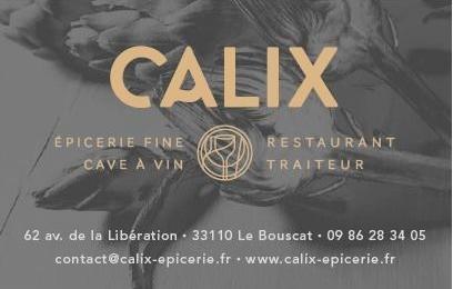 Bonne adresse : Calix à Bordeaux – Le Bouscat
