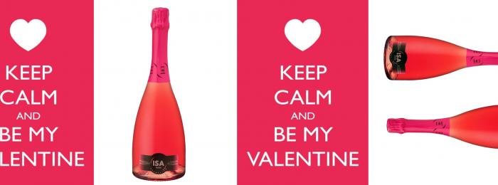 Spéciale St Valentin avec ISA Rosé !
